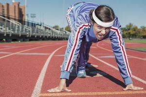jogging poids